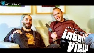 KILLSWITCH ENGAGE Interview w/ Jesse Leach & Adam Dutkiewicz // PitCam.TV