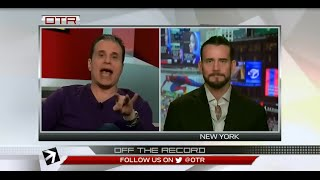 CM Punk & Michael Landsberg Intense Interview
