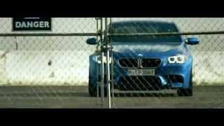 Angry BMW F10 M5 Competition Package