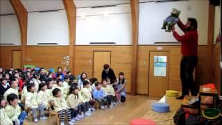 2014/12/5 ホワン先生の愉快なパペットショー