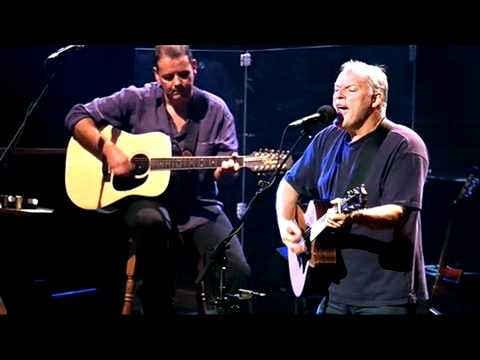 David Gilmour Wish you were here live unplugged Music Videos