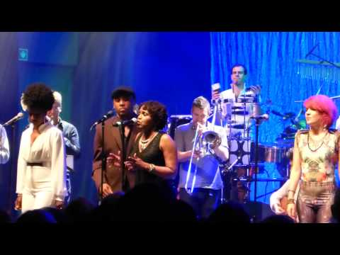 Incognito feat. Carleen Anderson - The Tin Man - Live in London 2014