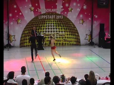 Vanessa Gottschall & Christian Lehr - Deutschland Cup 2013