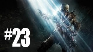 Metro Last Light Gameplay Walkthrough - Part 23 - OUR LITTLE BUDDY!! (Xbox 360/PS3/PC HD)