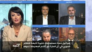 حديث الثورة.. أهداف معارك القنيطرة وانعكاساتها على سوريا وإسرائيل