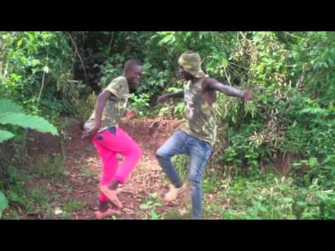 Tuli majje Dance by ugandan Ghetto kids