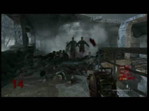 Cod 5 WaW nazi zombie glitch