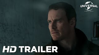 The Snowman (2017) International Trailer (Universal Pictures) HD