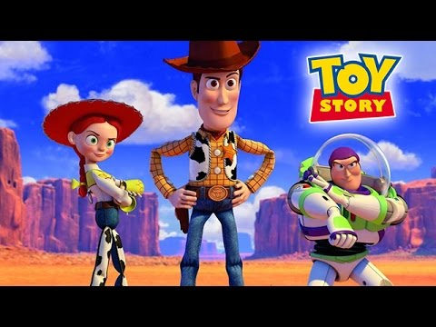 Toy Story Games Woody To The Rescue