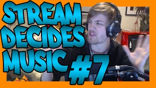 Stream Decides The Music #7 ft. RAGE