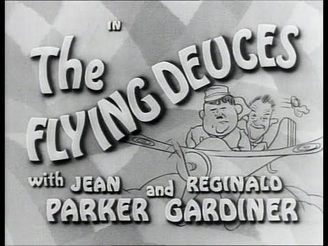 Laurel And Hardy In 'the Flying Deuces' (1939) [stonevision] video