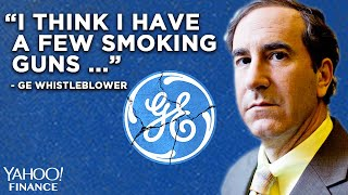General Electric whistleblower: 'I think I have a few smoking guns' Harry Markopolos reveals fraud