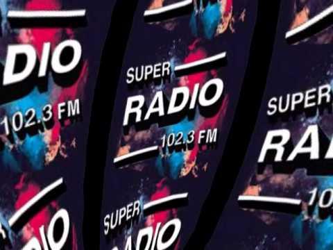 super radio 102.3 FM (video E.R.B)-COSTA RICA.