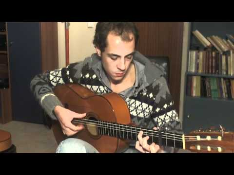 Solea Falseta - Chicuelo by George Cavaliotis
