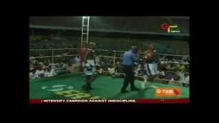 Bukom Banku retains WBO Africa heavyweight title