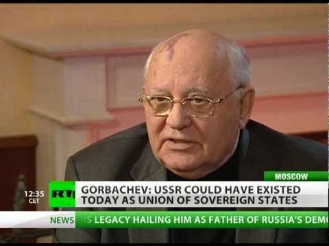 'I fought for USSR, but failed': RT talks to Mikhail Gorbachev