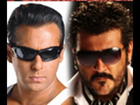 Ajith pulled Salman Khan's Lady Fan