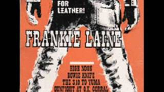 Watch Frankie Laine Gunslinger video