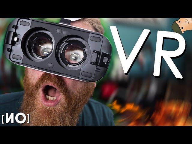 Нужна ли виртуальная реальность? Игроки обсуждают №1