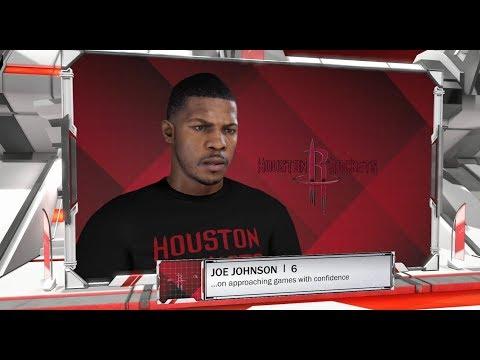 Joe Johnson to Rockets