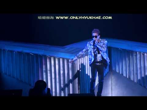 [Fancam][HD]130414 SJ-M Fan Meeting in Beijing - Hello - EunHae solo