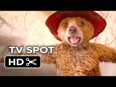 Paddington TV SPOT - Trouble (2015) - Nicole Kidman, Sally Hawkins Movie HD