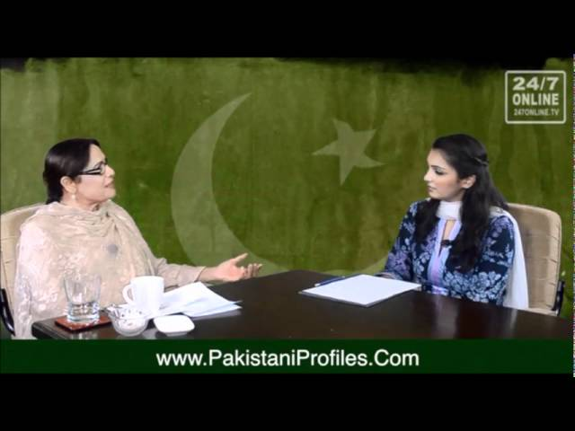 Pakistani Profiles - Khushbakht Shujaat - Part 1