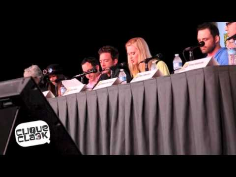 Legend of Korra table read @ 2012 SDCC