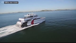 Cross Bay Ferry set to return this fall to Tampa Bay