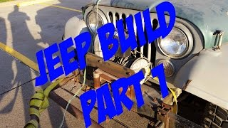 MaksWerks Garage - 1979 Jeep CJ7 Build - Part 1