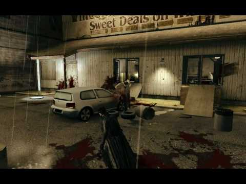 Max Payne 2 - Vampire Slayer mod Trailer