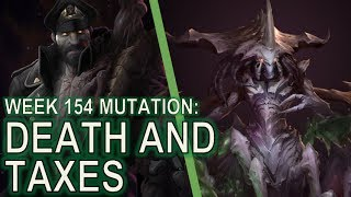 Starcraft II: Co-Op Mutation #154 - Death and Taxes [The BEST Commander]