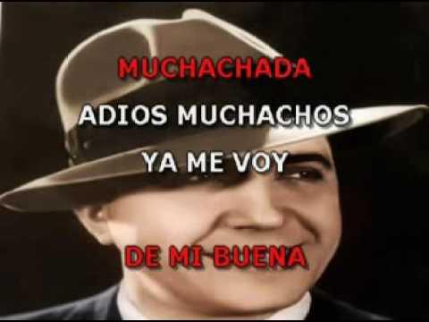 Carlos Gardel   Adios Muchachos