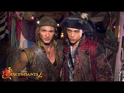 What's My Name | Behind the Scenes | Descendants 2