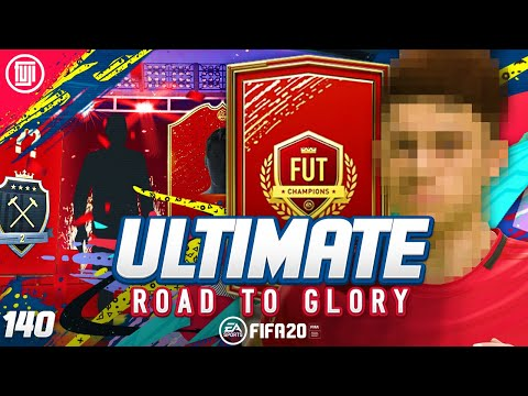 MASSIVE PULL!!! CHAMPS REWARDS! ULTIMATE RTG #140 - FIFA 20 Ultimate Team Road to Glory