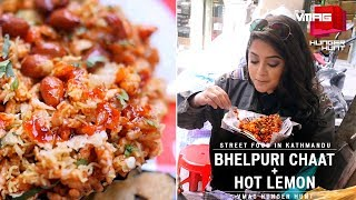 The most local street food at Makhan and Sigal