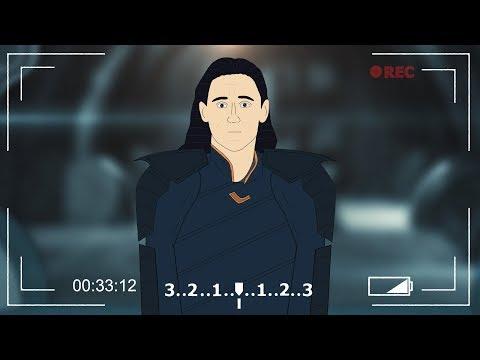 Прощальное видео Локи