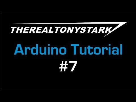 Arduino Tutorial 07 - For and If