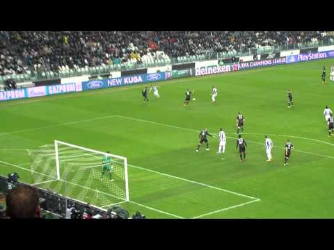 JUVENTUS Vs Celtic 1° tempo