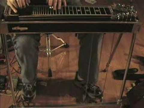 Smooth Sailing - Pedal Steel Guitar - Martin Lehfeldt