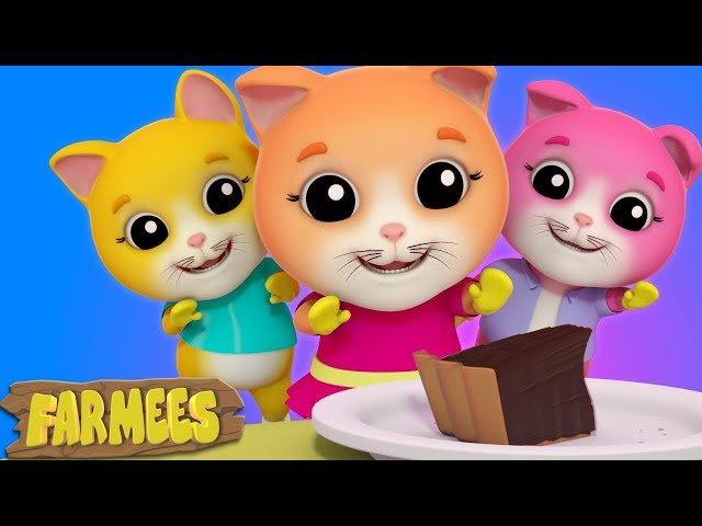 Rimas Infantis Pré-Escolares Para Crianças | Cartoons de crianças | Canções para bebês thumbnail