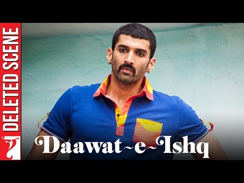 Target - Deleted Scene - Daawat-e-Ishq