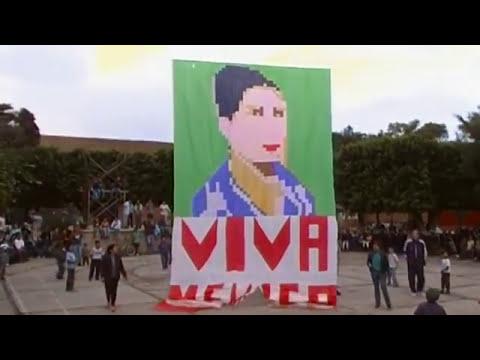 Tirindaro, Globos de Cantoya, Independencia de Mexico. 2012