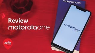 TEM NO EXTRA: Conheça o Motorola One, o primeiro smartphone com o Android One do Brasil