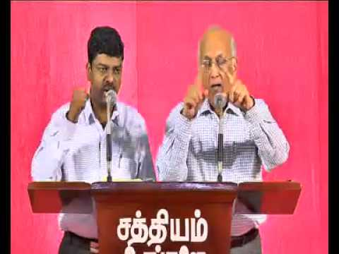 We Can Overcome As Jesus Did [Tuticorin Conference -  Session - 11/11]