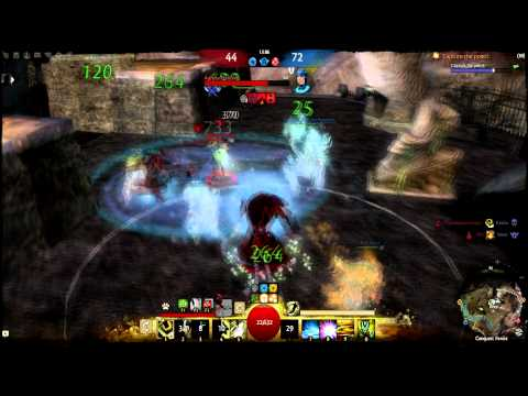 Guild Wars 2 PvP Build Ranger (Spirit)