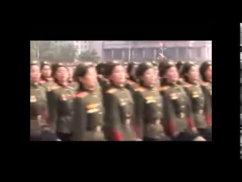 Desfiles Militares 5 (Especial Mujeres)