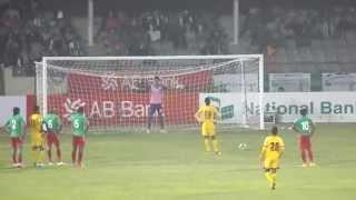 Bangladesh Goalkeeper