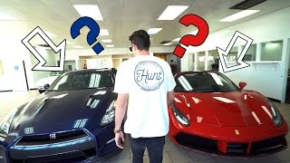 BUYING MY DREAM CAR
