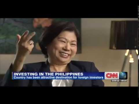 What does CNN News found about the Philippine Economy growth